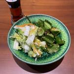unagiryouriunawa - 漬物