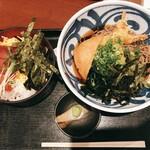 魚蔵 - 麺御膳