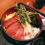 魚蔵 - ミニ丼
