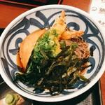 魚蔵 - 蕎麦