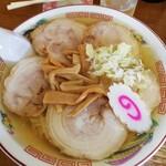 134281287 - チャーシュー麺