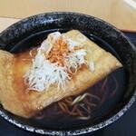 梅もと - 料理写真:大判きつねそば¥430