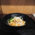 赤坂ふ~ちん - 冷やし担々麺、700円。