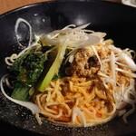赤坂ふ~ちん - キンキンに絞められたもちもち麺。