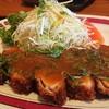 オリオン - 料理写真:みそカツ定食