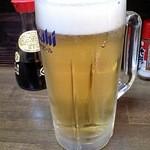 1343432 - とりあえずビール!