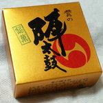 お菓子の香梅 - 料理写真:陣太鼓のパッケージ