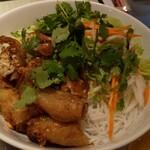 ベトナム料理 NONLA - パクチーたっぷり