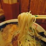 134307470 - 中細麺ストレート