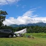134307683 - 九州屈指の高規格キャンプ場「久住高原オートビレッジ」に避暑の為やって来た。