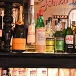 Sweets Bar 足跡 - 店内の雰囲気