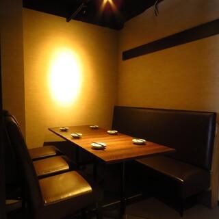≪個室完備≫あたたかみのある憩い空間は団体利用も大歓迎!!