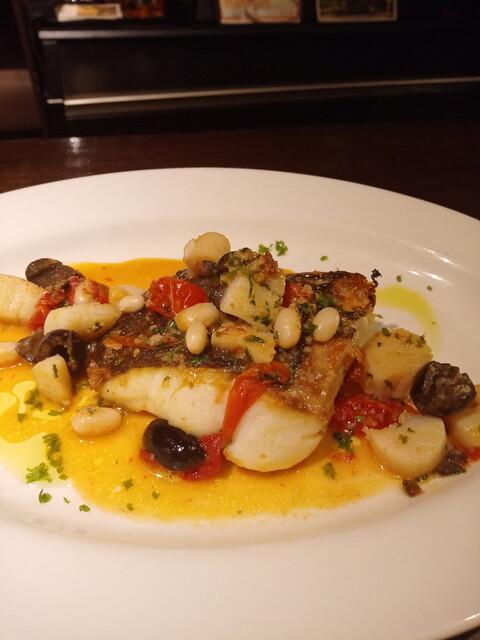 カレタナ トラットリア イタリアーナの料理の写真