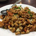裕福 - 料理写真:カシューナッツと鶏の炒め物