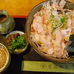 笏谷そば - 料理写真: