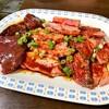焼肉のまるちゃん - 料理写真:レバー ロース バラ 上じゃなくても美味☆