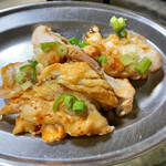 焼肉のまるちゃん - ホソ 小腸 バリ美味