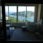 花真珠 - 部屋からの眺めです('-'*)フフ