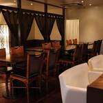 Dining & Bar Gochi - 内観写真: