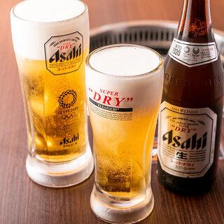 """【コスパ最強】何杯飲んでも生ビール""""1杯290円"""""""