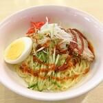 フードコート 門 - ビビン麺650円