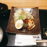 Tennosachiyamanosachi - チーズハンバーグ