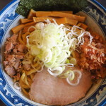兎に角 - 料理写真:油そば(普通盛)