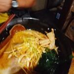 Memmintei - ネギラーメン味噌の大盛