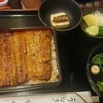 うなぎ坂田 - 料理写真:うな重 上 3,740円