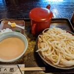 神明庵 甚五郎 - くるみうどん   ¥850