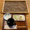手打そば きっ川 - 料理写真:辛味おろし板もり(900円)