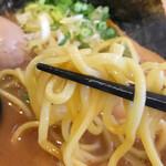 らーめん  破ぐん星 - 太麺