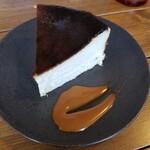 134337686 - バスクチーズケーキ 500円