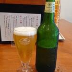 六九麺 - 中瓶だね