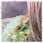 上毛高原そば - 料理写真:ここの駅そば、かなり上手いっす!