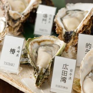 日本各地の「生牡蠣」食べ比べ!産地によって異なる美味しさを♪