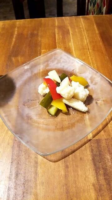 大手町ZIONの料理の写真