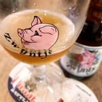 ベルギービール カフェ ベル・オーブ - ズインジー(1,050円)