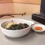 韓うどん - チャジャン麺の大盛り