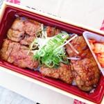 おぼや - おぼ丼(並盛)¥1030