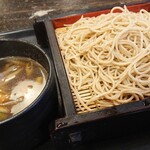 江戸そば 梅の木 - 料理写真:鴨せいろ