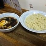 13435950 - 和風つけ麺は700円だぜぇ