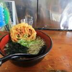 信州そば - 料理写真:天ぷらそば