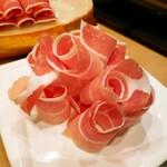 モンゴル薬膳鍋 - 牛肉