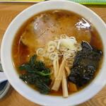 金ちゃんラーメン - 料理写真:中華そば普通盛り600円