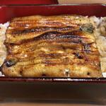 Unagiirokawa - 鰻重ふつう