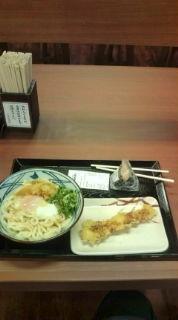 丸亀製麺 札幌石山店