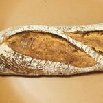 134364556 - レーズン酵母フランスパン(フィセル)