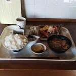 ナカヨシ - 料理写真:モーニングC(ドリンク付き850円)