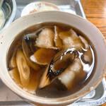 小山屋食堂 - 【2020年06月】肉汁@580円、つけ汁アップ。